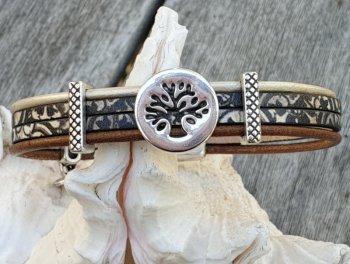 Bracelet arbre de vie lierre
