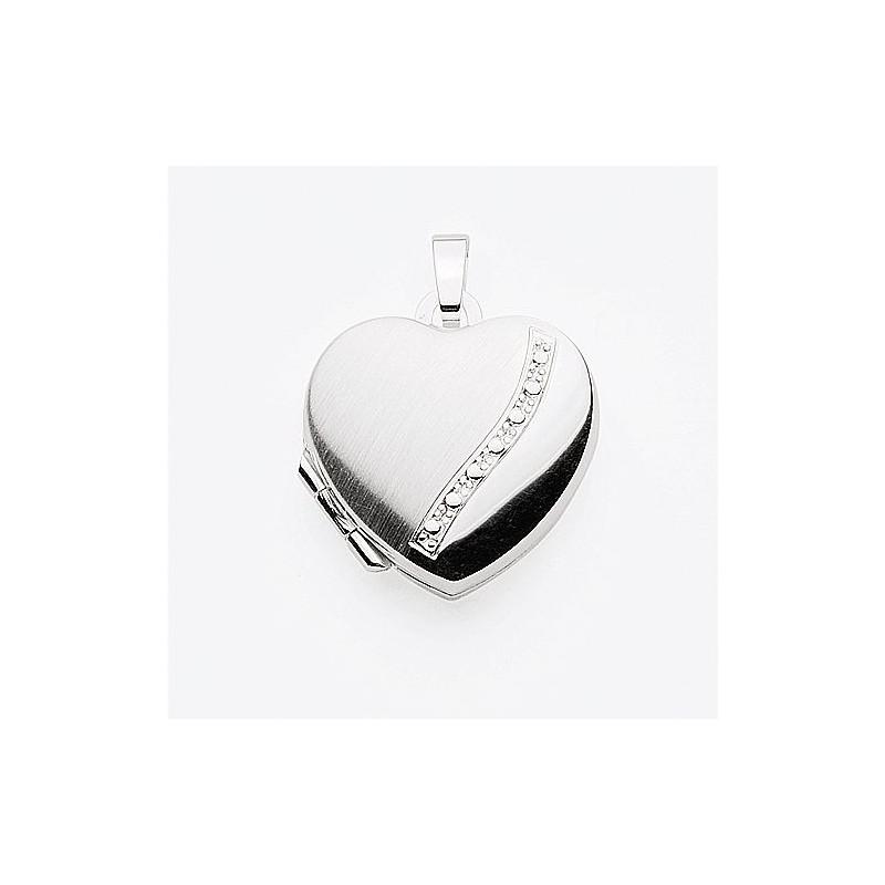 Pendentif Coeur Qui Souvre Bijoux La Mode