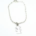 bracelet argent fille geom (Copier)