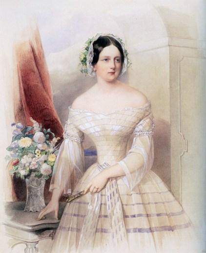 GD Elisabeth Mikhaïlovna de Russie, par Hau