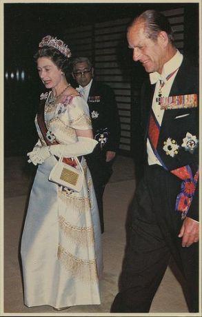 1975 05 07 British State Visit to Japan 2