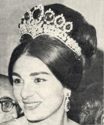 1965 05 11 Iranian State Visit to Argentina 2 Reception en Teatro Colón