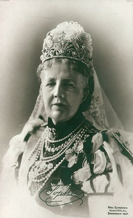 1900 ca. Reine Sophia de Suède 3