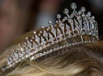 The Modern Fringe Tiara 2