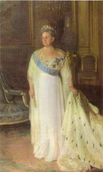 1915s-1925s Reine Olga de Grèce 1