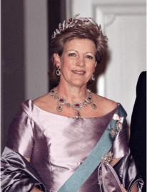 2000 04 16 60 ans de la reine Margrethe II de Danemark 22 Dîner de gala
