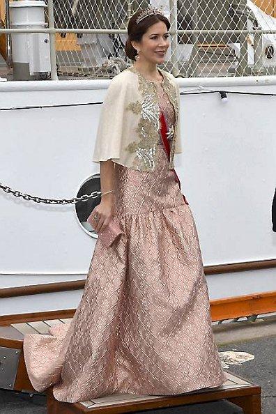 2017 05 09 80 ans du roi Harald V et de la reine Sonja de Norvège 3 Gala Dinner