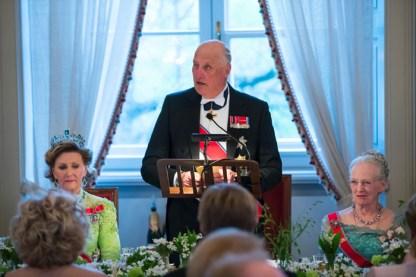 2017 05 09 80 ans du roi Harald V et de la reine Sonja de Norvège 43 Gala Dinner
