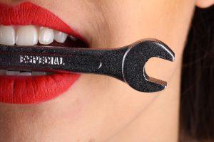 Typische tanden door je beroep?