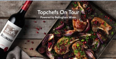 Topchefs On Tour Powered By Bellingham