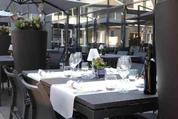 Terras Restaurant Doorn Utrecht op Landgoed Zonheuvel