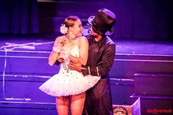 Cirque du Burlesque Dinnershow Breda - deAvenue