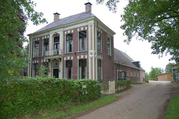 Landgoed Welgelegen Koekange Drenthe