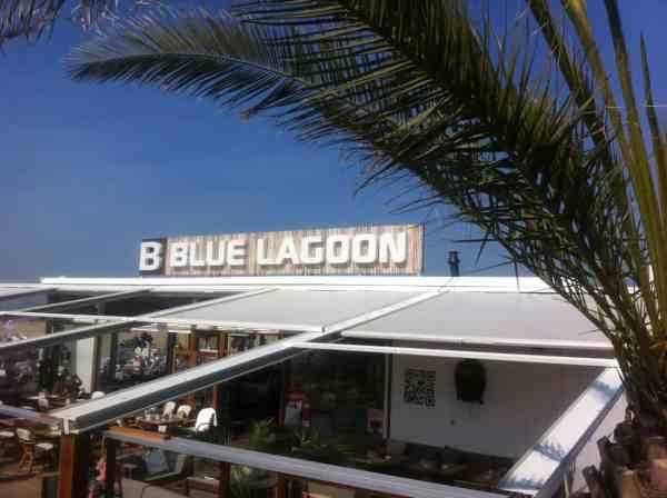Strandtent Blue Lagoon Scheveningen Den Haag