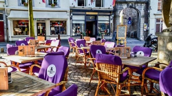 Italiaans Restaurant Donatello's in Maastricht