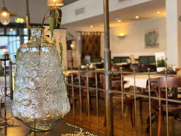 Restaurant Asten Brasserie De Stegen In Hotel Nobis