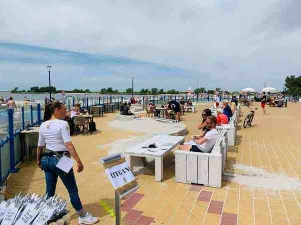 Beachclub Strandtent Makkum Strandhuys Makkum