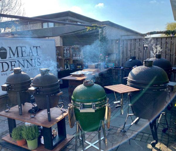 BBQ workshop bij Meat Dennis Almere