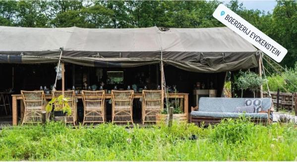 Popup Restaurant De Vuurplaats Op Boerderij Eykenstein Maartensdijk