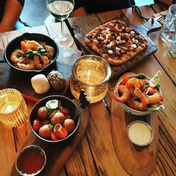 Restaurant Westkapelle - Rixx eten en drinken