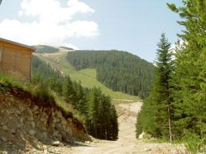 Pirin mountain biking trails