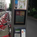Antwerp bike station