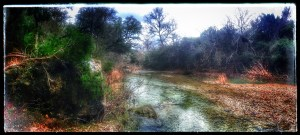 Texas Hill Country at Christmas