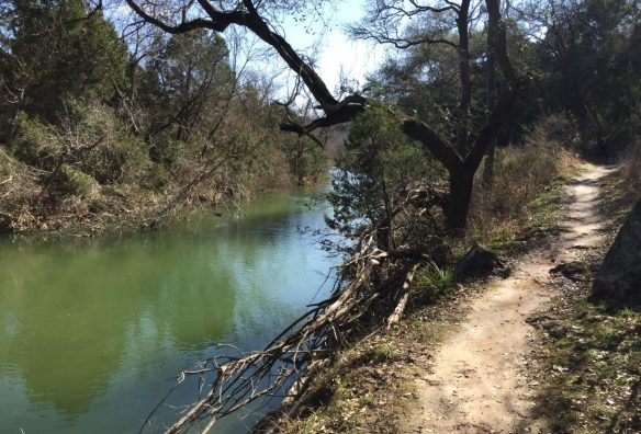 Austin Texas Barton Creek Greenbelt