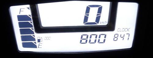 800km