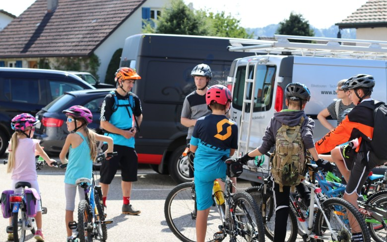 MTB Kids Schnupperttraining