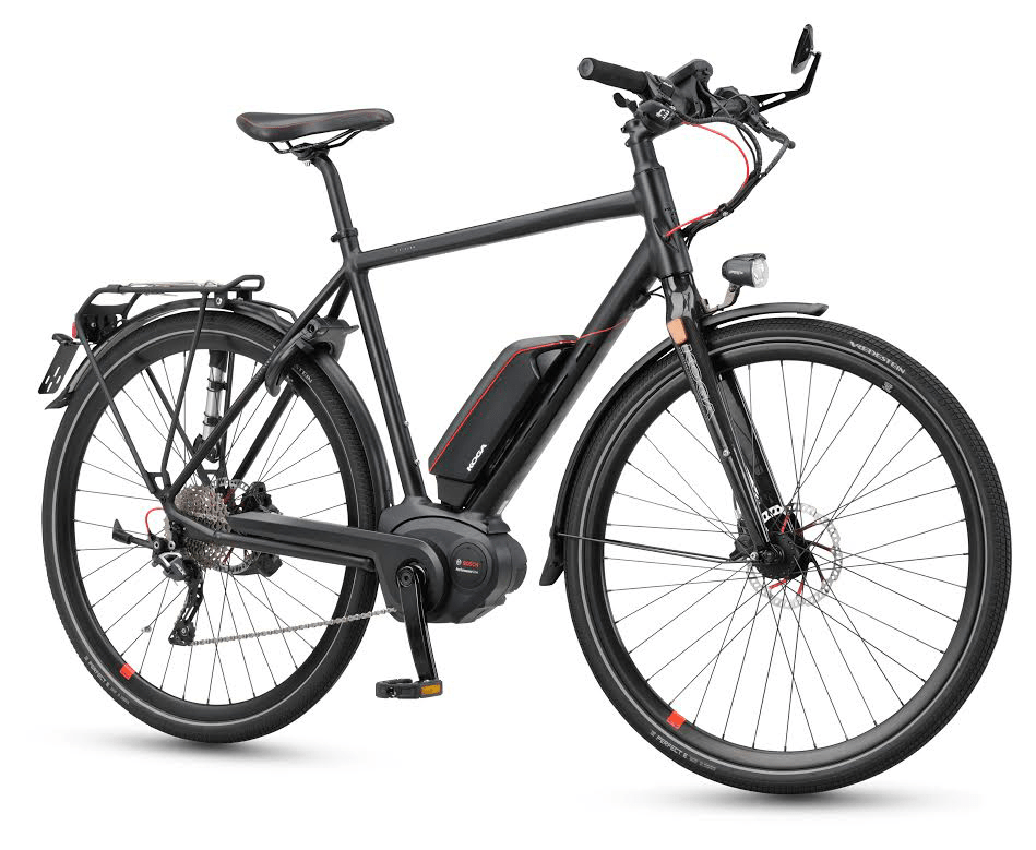 Industry Sets Sight on Speed E-Bikes