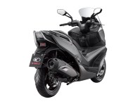 KYMCO Xciting S 400i ABS silber_1