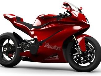 Mondial Moto V5R