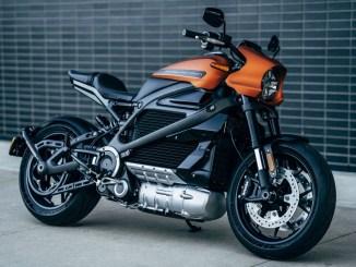 Harley-Davidson LiveWire elektro motocykl