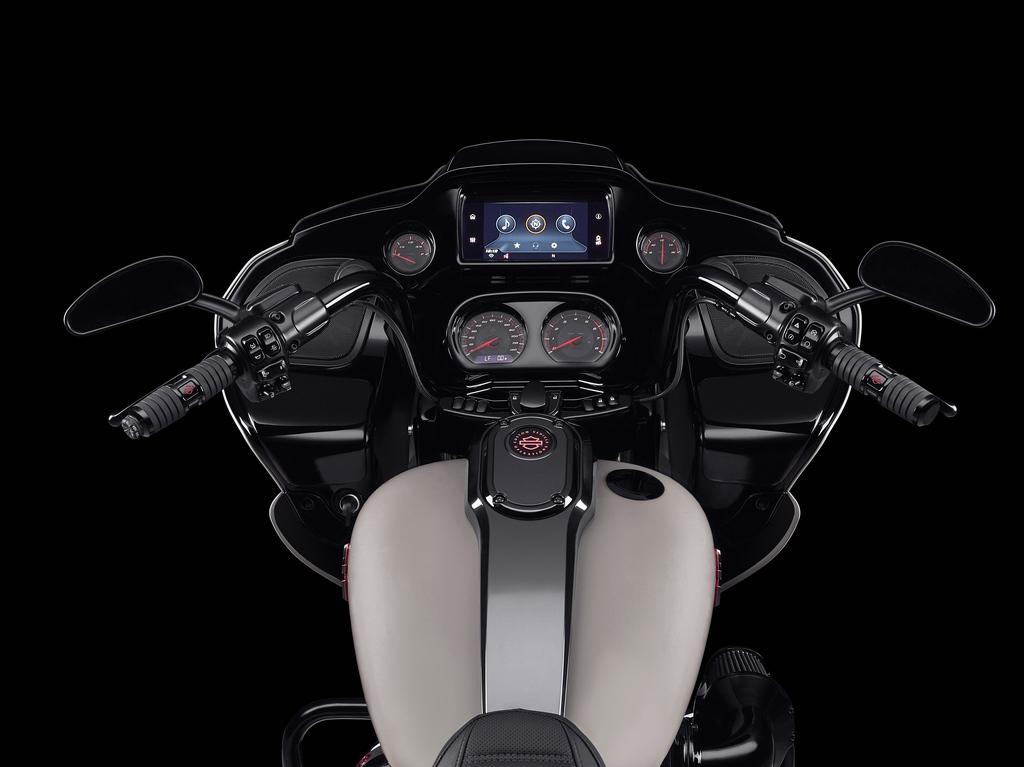 Nový Harley-Davidson CVO Road Glide