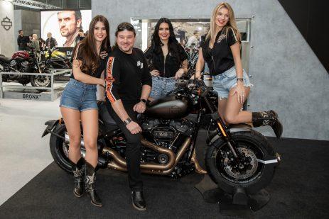 harley-davidson motosalon 2020
