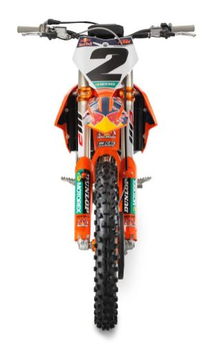 2021 KTM 450 SX-F FACTORY EDITION front-1