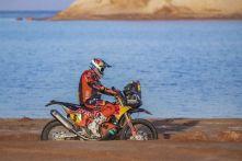 Sam Sunderland - Red Bull KTM Factory Racing - 2021 Dakar Rally Stage Nine