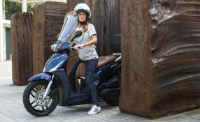 Kymco New People S 200i ABS (1)