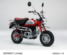 22YM HONDA MONKEY 125