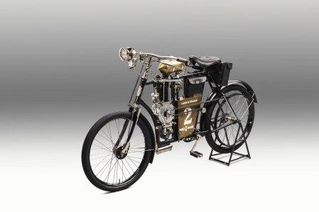 Laurin & Klement, Slavia typ B (1901)