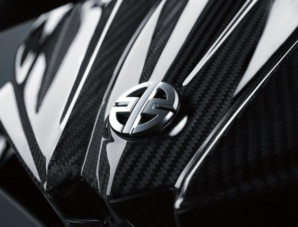 Kawasaki odhaluje nový symbol firemní identity River Mark