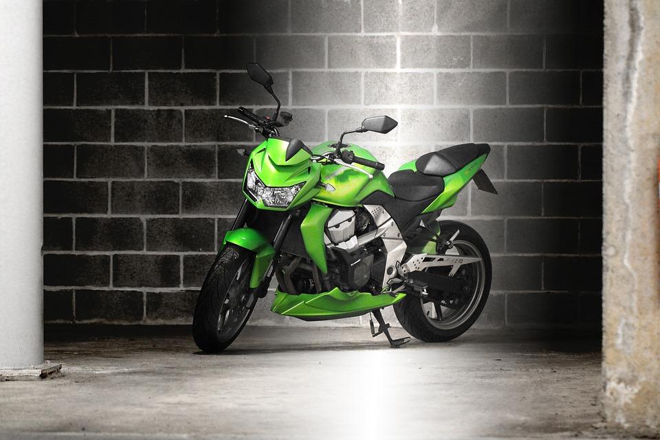 z750 大型バイク