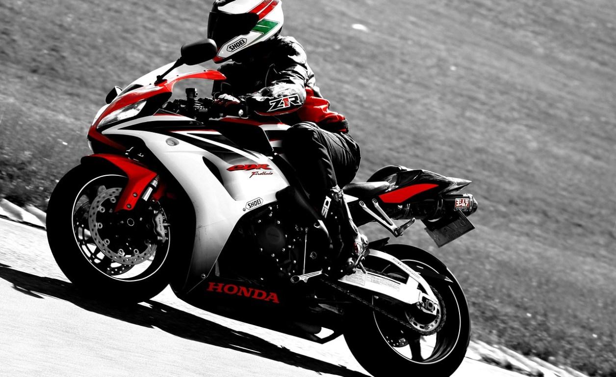 オートバイ ホンダ バイク ライダー