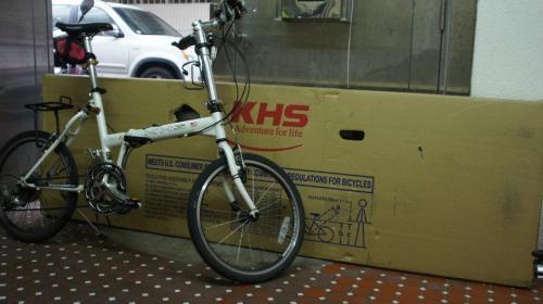 KHS T20箱子