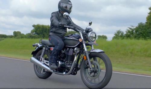 Honda CB350 01