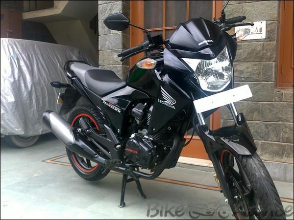 Honda CB Unicorn Dazzler Review by Akashdeep