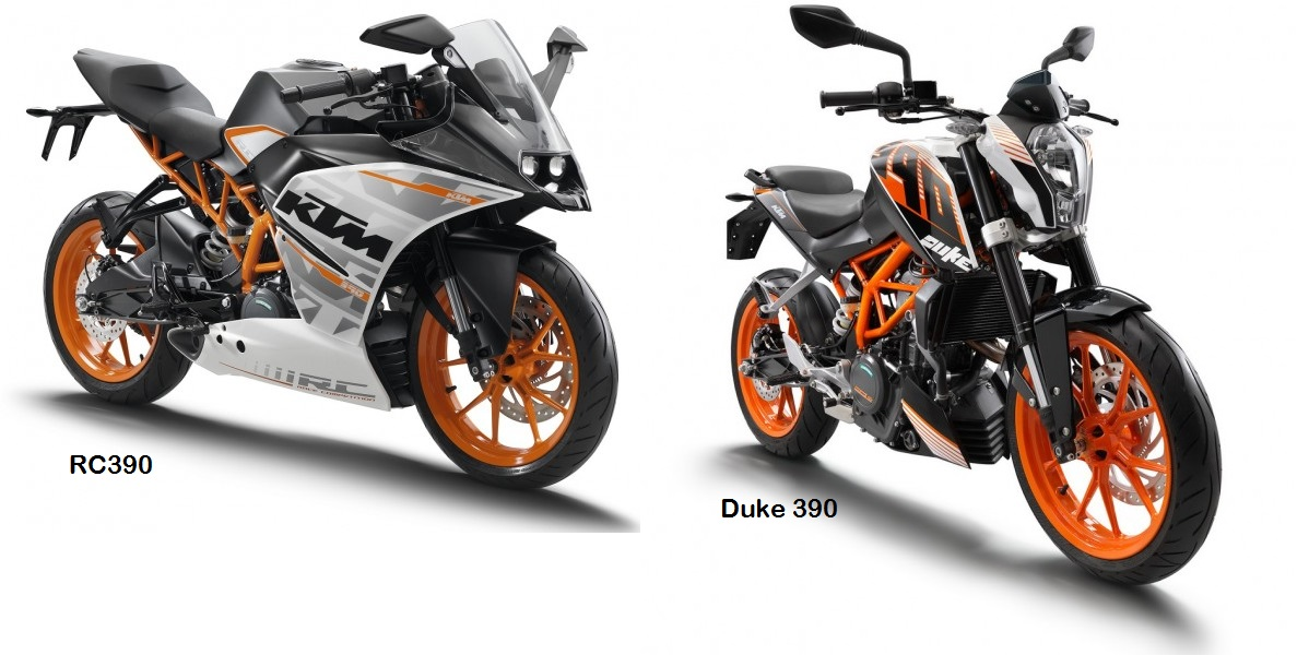 rc390 prices increased latest