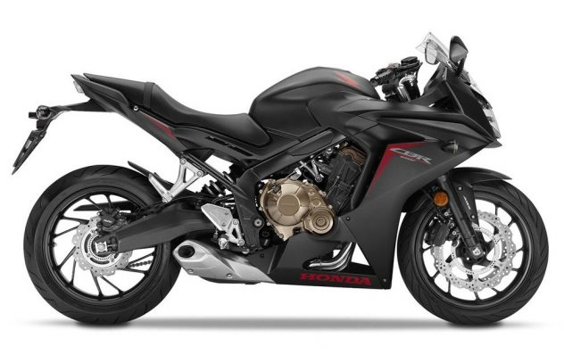 Launched - 2017 CBR 650F Price. Pics. Features. Engine & Details