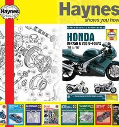 details about haynes service repair manual for honda vfr [ 1000 x 910 Pixel ]